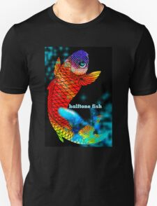 halftone fish T-Shirt