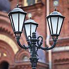 old  lantern     by mrivserg