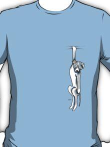 Clingy Pit Bull T-Shirt