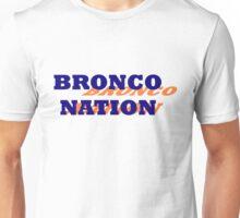 Bronco Nation Unisex T-Shirt