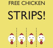 Free Chicken Strips by Maestro Hazer