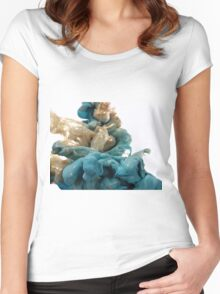 Ink Photography Women's Fitted Scoop T-Shirt