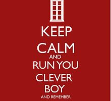 Run you clever boy by RebeccaMcGoran