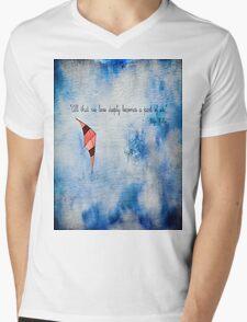 Love deeply Mens V-Neck T-Shirt