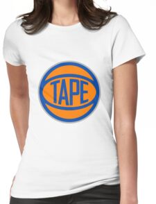 Tape Womens Fitted T-Shirt