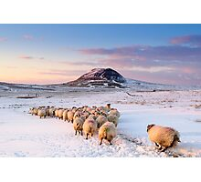 Slemish Mountain, County Antrim , Northern Ireland Photographic Print