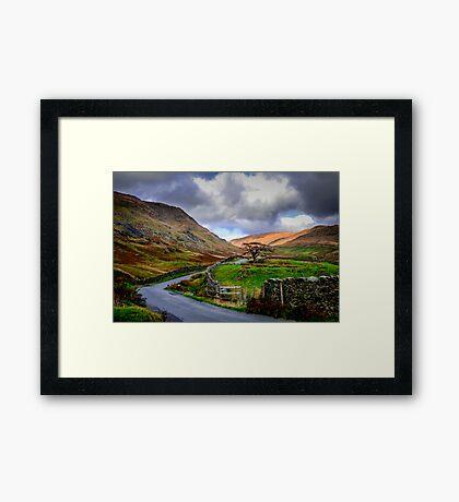 Lake District Framed Print