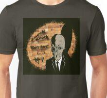 The Silence - Knock Knock Unisex T-Shirt