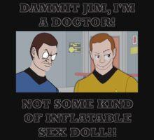 Jim Kirk's Indecent Proposal by ori-STUDFARM