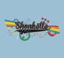 Shonkette (black) by Elton McManus