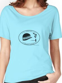 Military Humor of Douglas MacArthur Women's Relaxed Fit T-Shirt