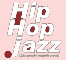 Hip Hop Jazz One Piece - Short Sleeve