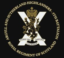 3 Scots 5th Battalion by 5thcolumn