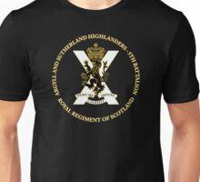 3 Scots 5th Battalion Unisex T-Shirt