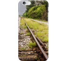 Standing By Me a Railroad Adventure iPhone Case/Skin