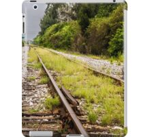 Standing By Me a Railroad Adventure iPad Case/Skin