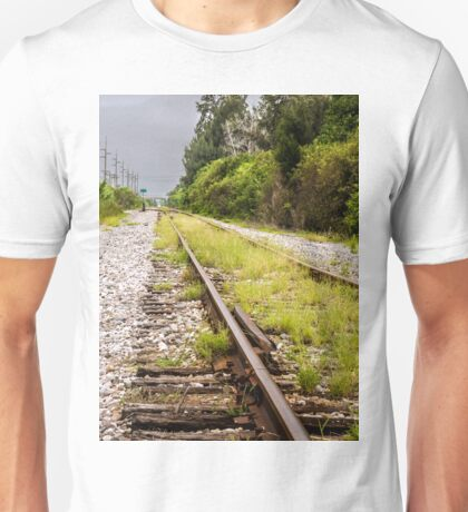 Standing By Me a Railroad Adventure Unisex T-Shirt