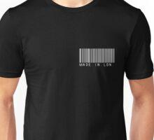 "MALDÉR ""Product"" TEE (Dark Fabrics) Unisex T-Shirt"