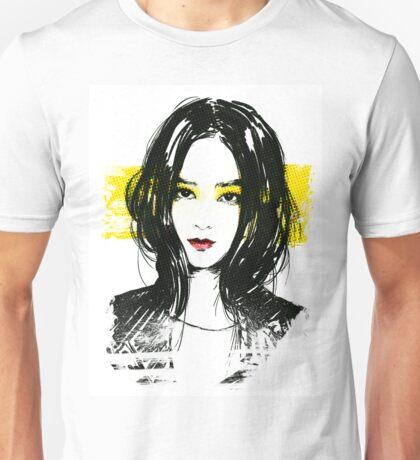 F(x) - Krystal Jung Unisex T-Shirt