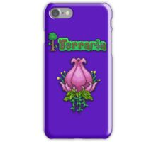 Terraria Plantera iPhone Case/Skin
