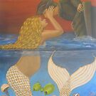 Mermaid Love  by Noelia Garcia