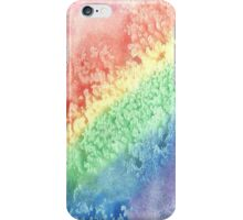 The Rainbow's Stardrops Roll iPhone Case/Skin