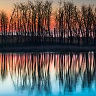 Dawn Reflections by Ian McGregor