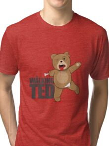 The Walking Ted Tri-blend T-Shirt