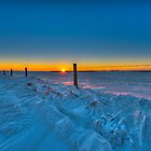 Winter Sunrise 9125 by Ian McGregor
