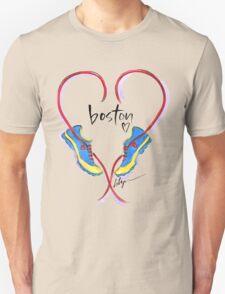 Hearts For Boston! T-Shirt