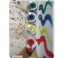 An Artist's Palette iPad Case/Skin