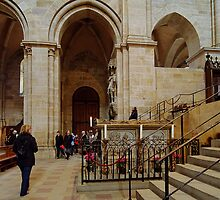 Cathedral, Bamberg 7b by Priscilla Turner