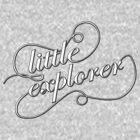 Little Explorer - B&W by Drew Gilbert
