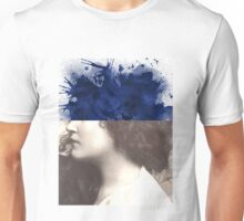 Blue Dance Towards Bethlehem Unisex T-Shirt