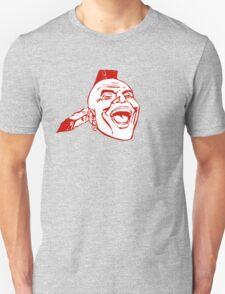 Atlanta Braves retro logo sticker T-Shirt