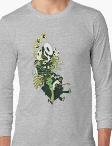 Music Bag Long Sleeve T-Shirt