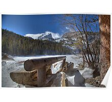 Bear Lake in Rocky Mountain National Park Poster
