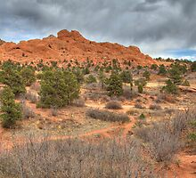 Garden of the Gods trails by activebeck2012