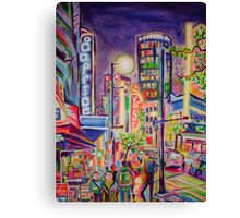 Granville At The Warehouse Canvas Print