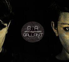 College Dreams by Gabriel Alan Gallant