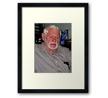 PERSON 7 Framed Print