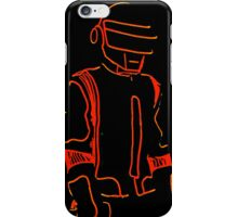 Daft Punk iPhone Case/Skin