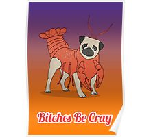 Bitches Be Cray! Poster