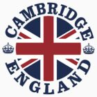 Cambridge Vintage Style British Flag by FlagCity