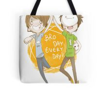 PewdieCry: Bro Day Everyday! Tote Bag