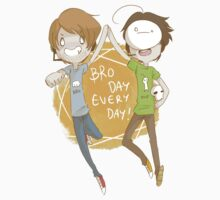 PewdieCry: Bro Day Everyday! T-Shirt