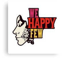 We Happy Few Canvas Print