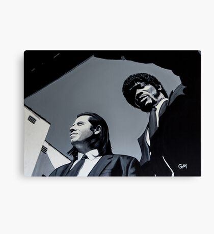 Jules and Vincent Canvas Print