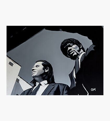 Jules and Vincent Photographic Print