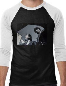 Jules and Vincent Men's Baseball ¾ T-Shirt